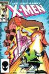 Uncanny X-Men #194 comic books for sale