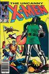 Uncanny X-Men #197 comic books for sale