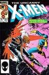 Uncanny X-Men #201 comic books for sale