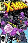 Uncanny X-Men #202 comic books for sale