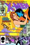 Uncanny X-Men #204 cheap bargain discounted comic books Uncanny X-Men #204 comic books