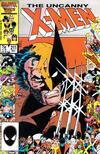 Uncanny X-Men #211 comic books for sale