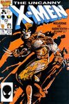 Uncanny X-Men #212 comic books for sale