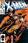 Uncanny X-Men #212 comic books for sale