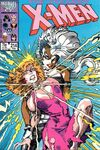 Uncanny X-Men #214 comic books for sale
