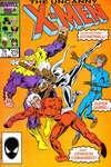 Uncanny X-Men #215 cheap bargain discounted comic books Uncanny X-Men #215 comic books