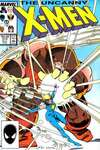 Uncanny X-Men #217 comic books for sale