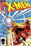 Uncanny X-Men #221 comic books for sale