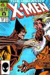 Uncanny X-Men #222 comic books for sale