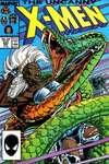 Uncanny X-Men #223 comic books for sale