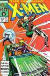 Uncanny X-Men #224 comic books for sale