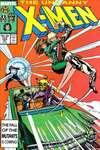 Uncanny X-Men #224 comic books for sale