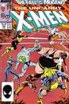 Uncanny X-Men #225 comic books for sale