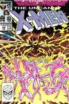 Uncanny X-Men #226 comic books for sale
