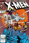 Uncanny X-Men #229 comic books for sale