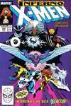 Uncanny X-Men #242 comic books for sale