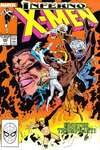 Uncanny X-Men #243 comic books for sale