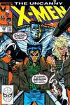 Uncanny X-Men #245 comic books for sale