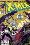 Uncanny X-Men #248 comic books for sale