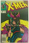 Uncanny X-Men #257 comic books for sale