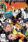 Uncanny X-Men #261 comic books for sale