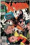 Uncanny X-Men #261 comic books for sale