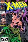Uncanny X-Men #263 comic books for sale