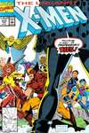 Uncanny X-Men #273 comic books for sale