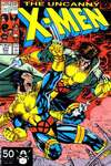 Uncanny X-Men #277 comic books for sale