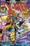 Uncanny X-Men #281 comic books for sale