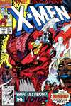 Uncanny X-Men #284 cheap bargain discounted comic books Uncanny X-Men #284 comic books