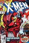 Uncanny X-Men #284 comic books for sale