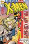 Uncanny X-Men #316 comic books for sale