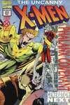 Uncanny X-Men #317 comic books for sale