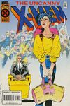 Uncanny X-Men #318 comic books for sale