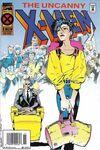 Uncanny X-Men #318 Comic Books - Covers, Scans, Photos  in Uncanny X-Men Comic Books - Covers, Scans, Gallery