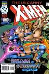 Uncanny X-Men #328 comic books for sale