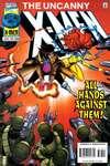 Uncanny X-Men #333 comic books for sale
