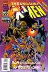 Uncanny X-Men #335 comic books for sale