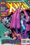 Uncanny X-Men #336 comic books for sale