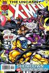 Uncanny X-Men #344 comic books for sale
