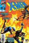 Uncanny X-Men #351 comic books for sale