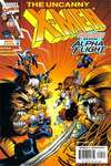 Uncanny X-Men #355 comic books for sale