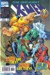 Uncanny X-Men #360 comic books for sale