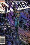 Uncanny X-Men #198 comic books for sale