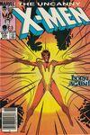 Uncanny X-Men #199 comic books for sale
