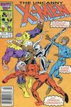 Uncanny X-Men #215 comic books for sale