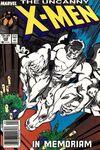 Uncanny X-Men #228 comic books for sale