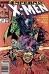 Uncanny X-Men #240 comic books for sale