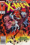 Uncanny X-Men #243 comic books for sale
